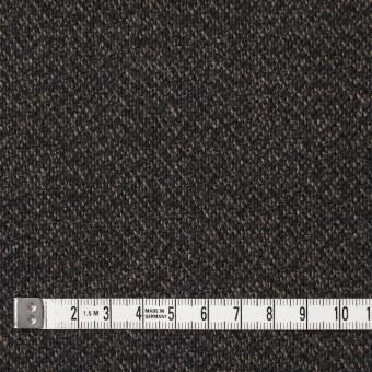 ウール×無地(モカ&ブラック)×ツイード サムネイル4