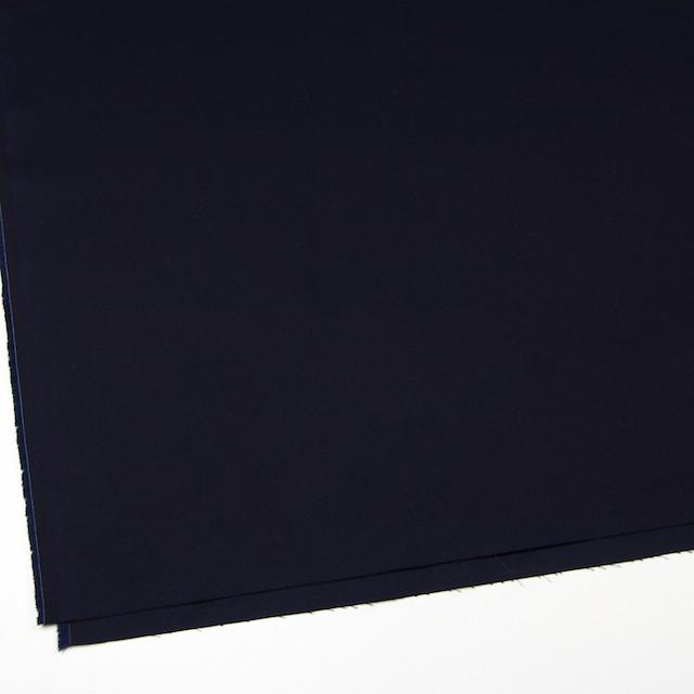 コットン×無地(ブラック)×シャンブレーギャバジン イメージ2