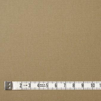 コットン×無地(ライトカーキベージュ)×チノクロス_全5色 サムネイル4