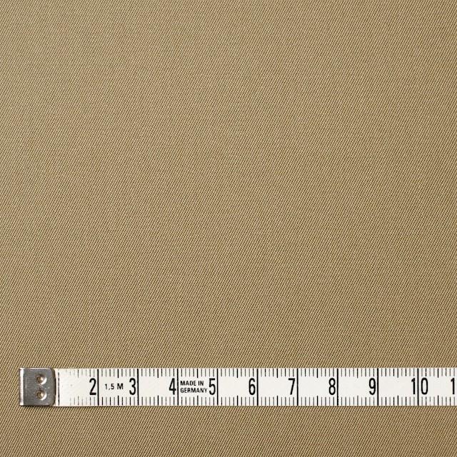 コットン×無地(ライトカーキベージュ)×チノクロス_全5色 イメージ4
