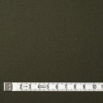 コットン×無地(カーキグリーン)×チノクロス_全5色 サムネイル4