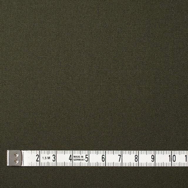 コットン×無地(カーキグリーン)×チノクロス_全5色 イメージ4