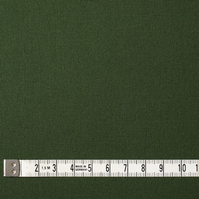 コットン×無地(モスグリーン)×チノクロス_全5色 イメージ4