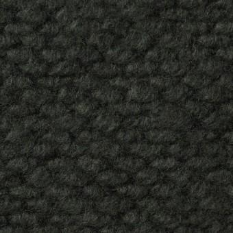 ポリエステル&ウール混×無地(マラカイトグリーン)×ループニット_全2色_イタリア製 サムネイル1