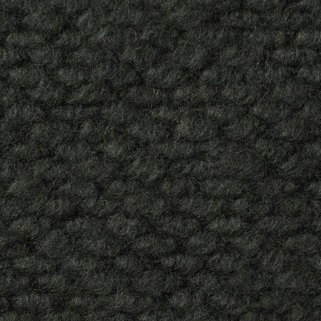 ポリエステル&ウール混×無地(マラカイトグリーン)×ループニット_全2色_イタリア製 イメージ1