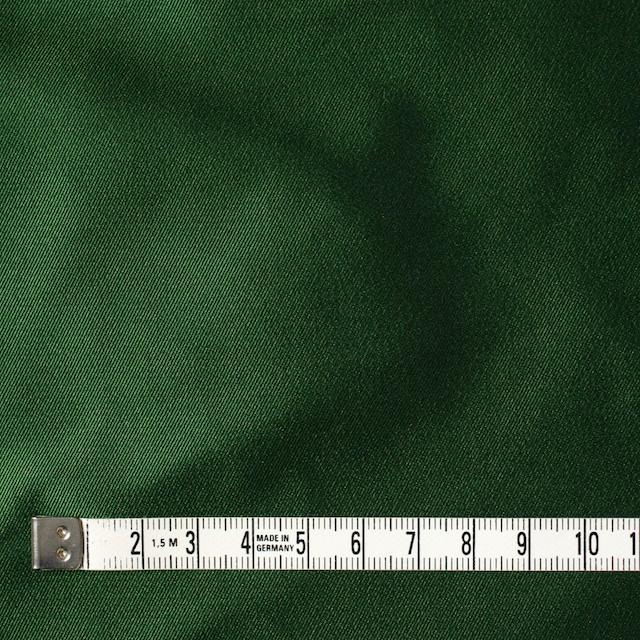 アセテート&ポリエステル×無地(メドウグリーン)×形状記憶シャンブレーサージ_全5色 イメージ4
