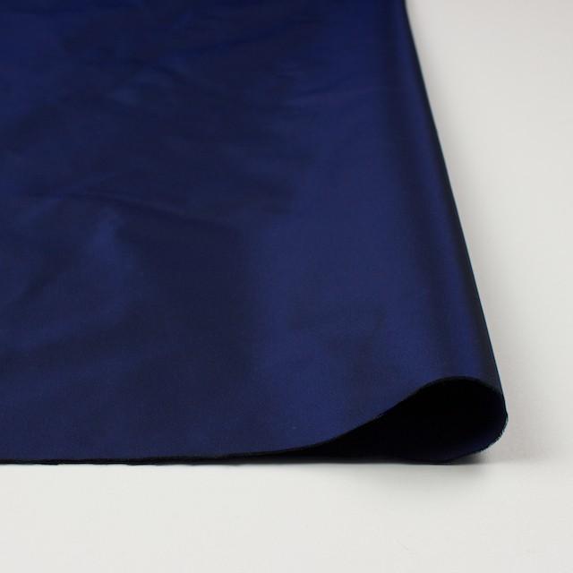 アセテート&ポリエステル×無地(ロイヤルブルー)×形状記憶シャンブレーサージ_全5色 イメージ3