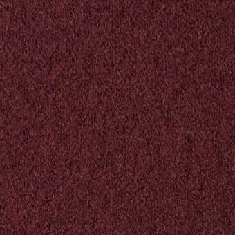 ウール×無地(バーガンディー)×圧縮天竺ニット_全3色 サムネイル1