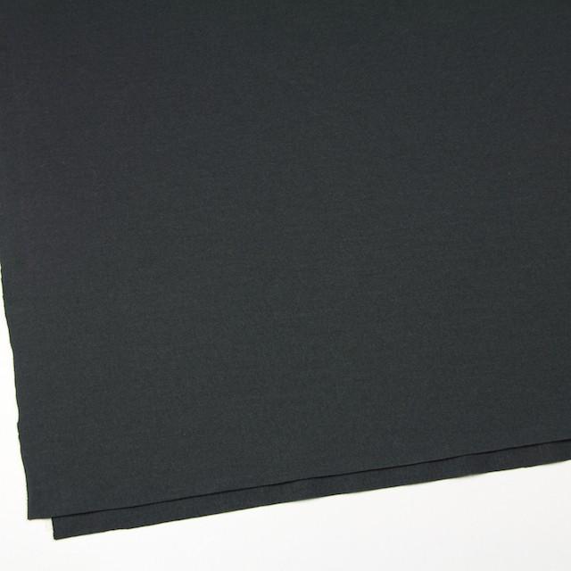 ウール×無地(スレートグレー)×圧縮天竺ニット イメージ2