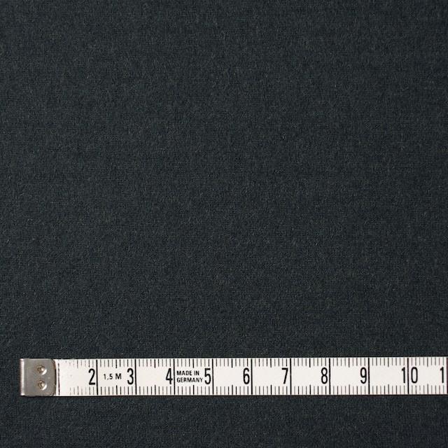 ウール×無地(スレートグレー)×圧縮天竺ニット イメージ4