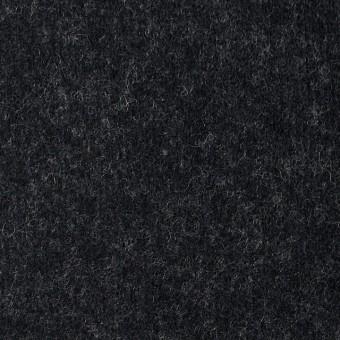 ウール&ナイロン×無地(チャコールブラック)×圧縮Wニット サムネイル1