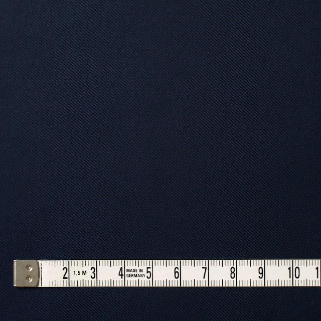 コットン×無地(ネイビー)×サージ_全6色(シリーズ1) イメージ4