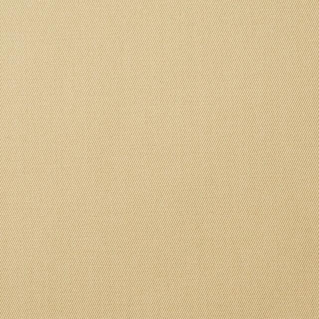 コットン×無地(クリーム)×サージ_全5色(シリーズ2) イメージ1