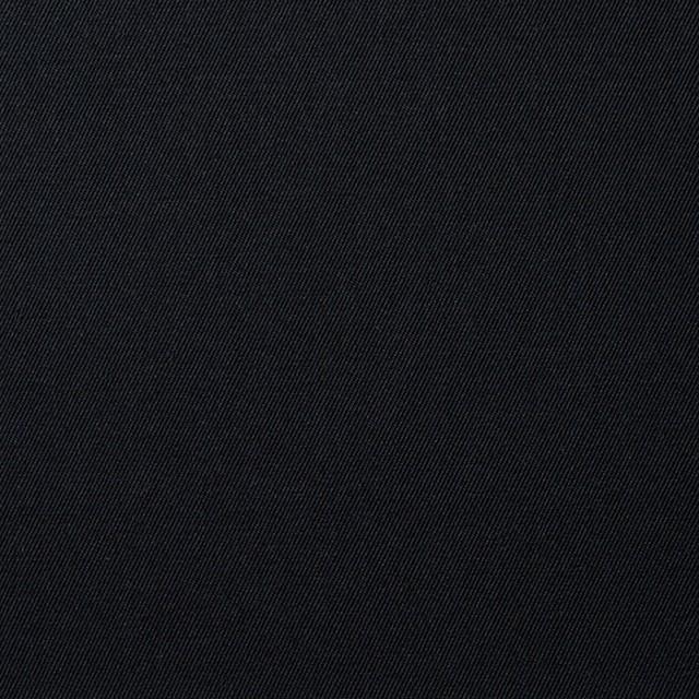 コットン×無地(ブラック)×サージ_全5色(シリーズ2) イメージ1
