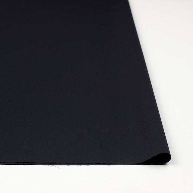 コットン×無地(ブラック)×サージ_全5色(シリーズ2) イメージ3