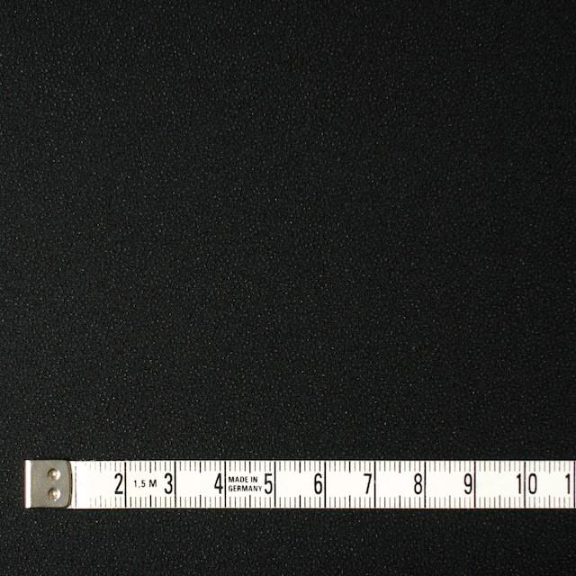アピコ接着芯(薄地)_ナイロン(ブラック)_ウール素材の全面接着等に_全2色 イメージ2