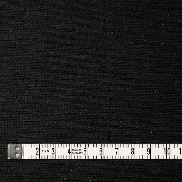 アピコ接着芯(中厚地)_ポリエステル&アクリル(ブラック)_ウール素材の襟、見返し等に_全2色 イメージ2