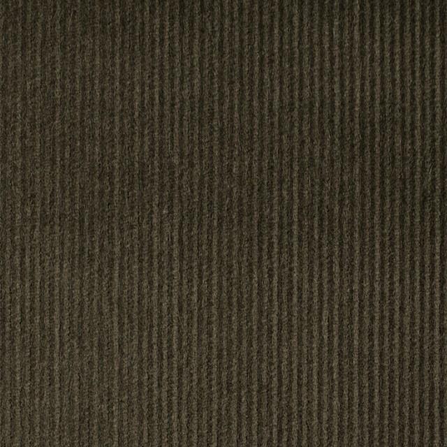 コットン&ポリエステル×無地(カーキグリーン)×細コーデュロイ_全4色 イメージ1