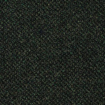 ウール&ポリエステル×ミックス(グリーン&ブラック)×ツイード サムネイル1