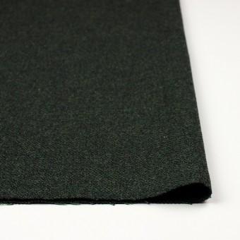 ウール&ポリエステル×ミックス(グリーン&ブラック)×ツイード サムネイル3