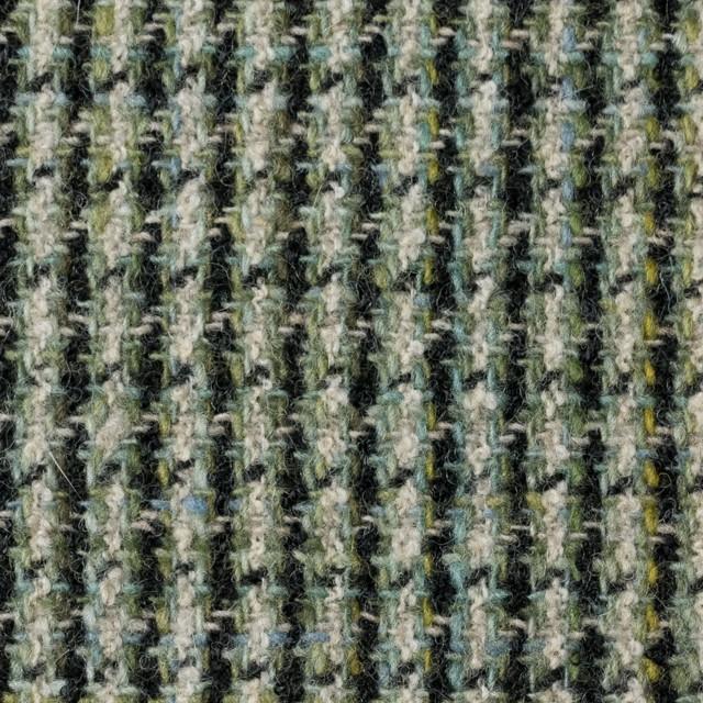 ウール×チェック(ミント&サワー)×ツイード イメージ1