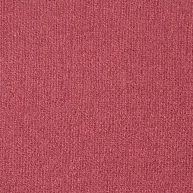 ウール×無地(ローズ)×かわり織 イメージ1