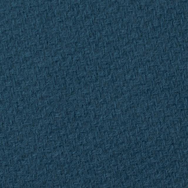 ウール×無地(ブルーグレー)×かわり織 イメージ1