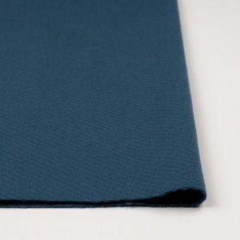 ウール×無地(ブルーグレー)×かわり織 サムネイル3