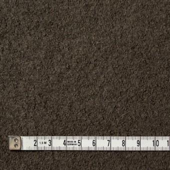 ウール×無地(カーキブラウン)×圧縮天竺ニット_全3色 サムネイル4