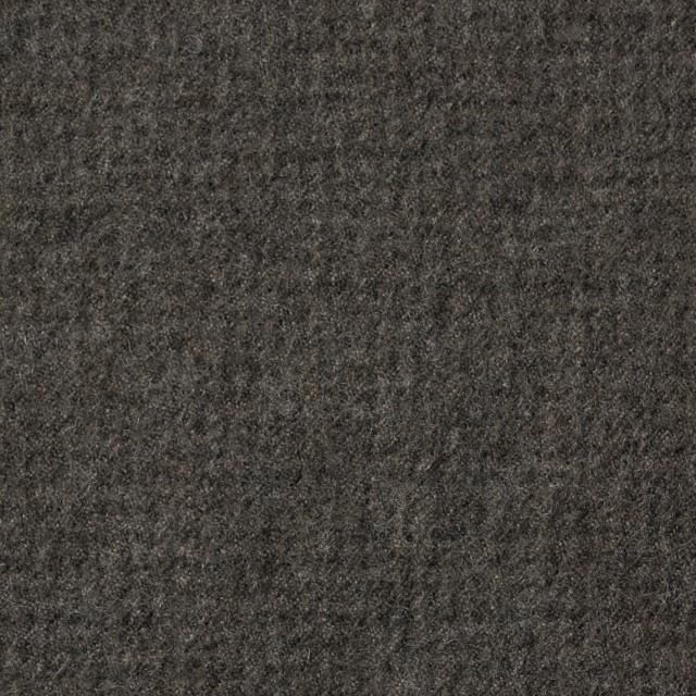 ウール×無地(モスグレー)×ツイード イメージ1