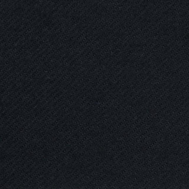 コットン×無地(ダークネイビー)×ビエラ イメージ1
