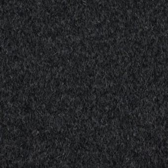 ウール×無地(チャコールグレー)×ビーバー サムネイル1