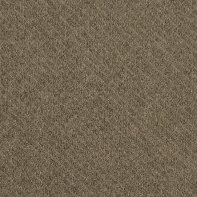 ウール&ナイロン×無地(カーキ)×カルゼ イメージ1