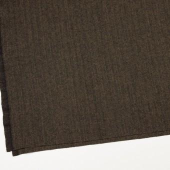 ウール&ポリエステル混×ミックス(キャメル&ブラック)×ヘリンボーン サムネイル2