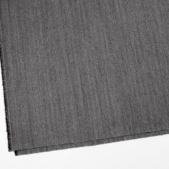 ウール&ポリウレタン×ミックス(アイボリー&ブラック)×ヘリンボーン・ストレッチ サムネイル2