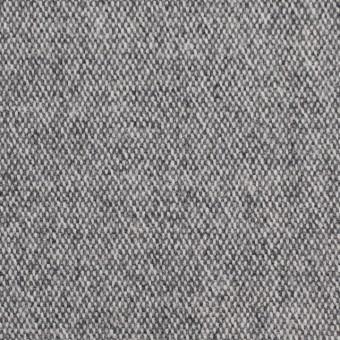 ウール&ポリエステル混×無地(グレー)×ツイードストレッチ サムネイル1