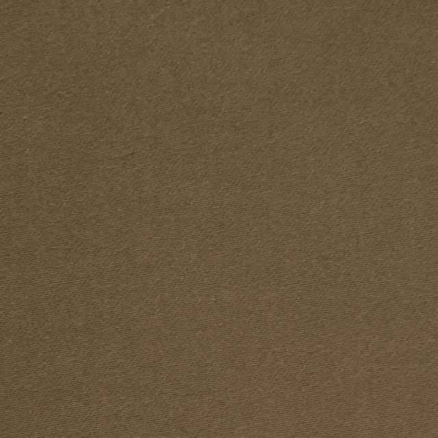 コットン×無地(カーキ)×モールスキン_全3色 イメージ1