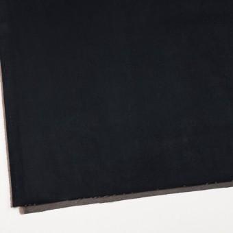 ポリエステル&コットン×無地(ブラック)×スエード(合皮) サムネイル2