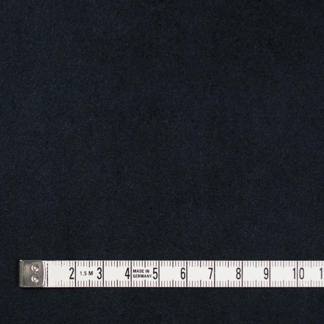 ポリエステル&コットン×無地(ブラック)×スエード(合皮) イメージ4