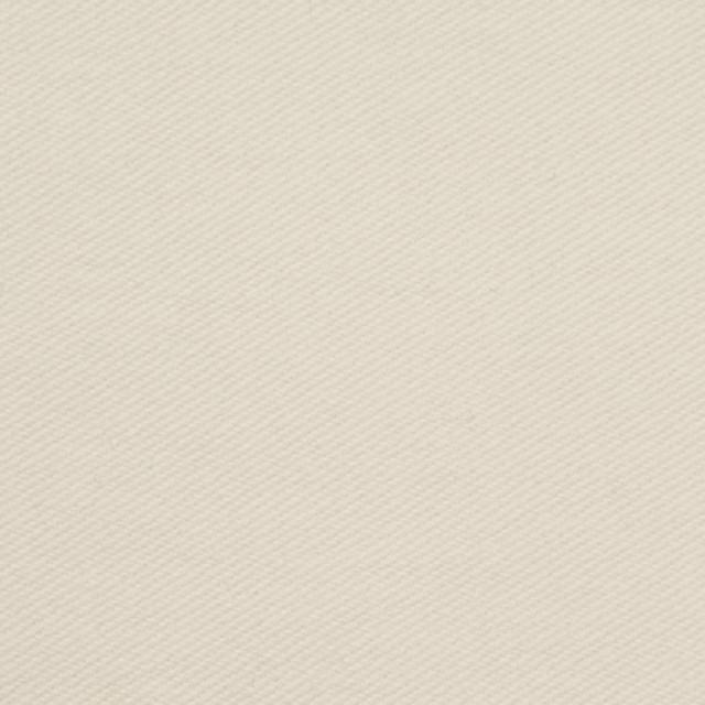 コットン&ポリウレタン×無地(アイボリー)×ビエラストレッチ_全2色 イメージ1