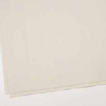 コットン&ポリウレタン×無地(アイボリー)×ビエラストレッチ_全2色 サムネイル2