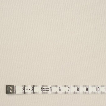 コットン&ポリウレタン×無地(アイボリー)×ビエラストレッチ_全2色 サムネイル4