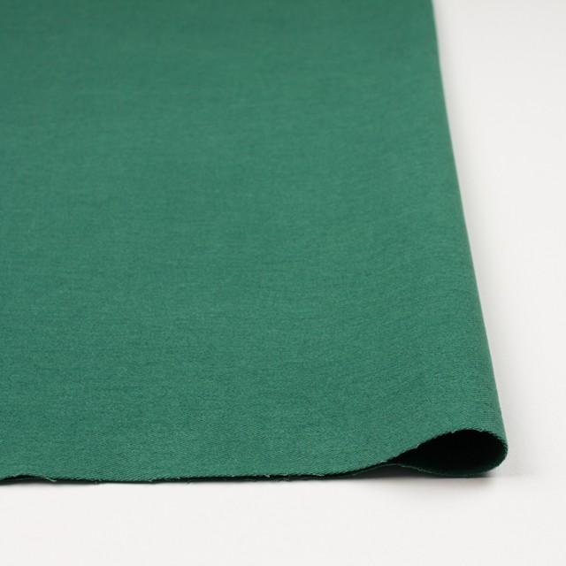 コットン&ポリウレタン×無地(クロームグリーン)×ビエラストレッチ_全2色 イメージ3