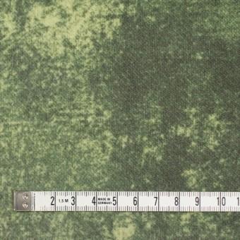 コットン&ポリウレタン×ミックス(イエローグリーン)×ベッチンストレッチ_全2色 サムネイル4