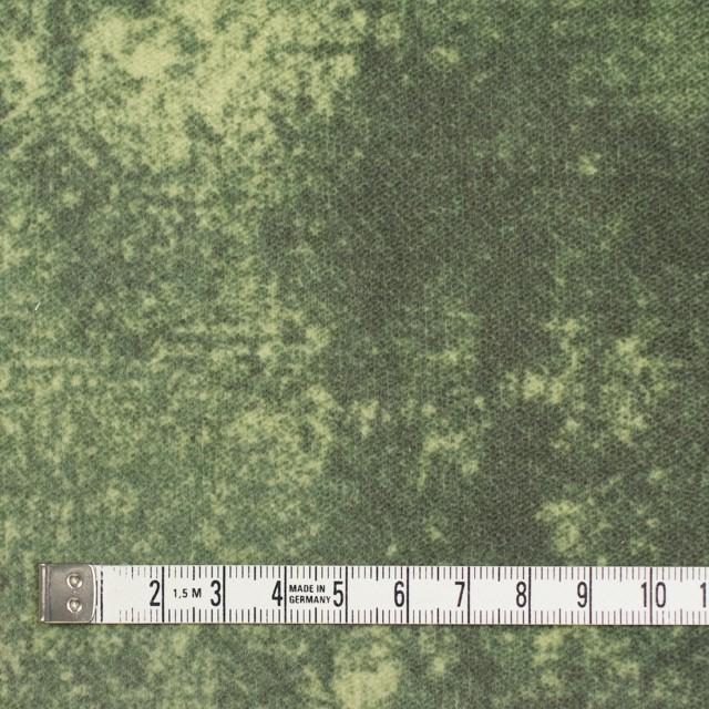 コットン&ポリウレタン×ミックス(イエローグリーン)×ベッチンストレッチ_全2色 イメージ4