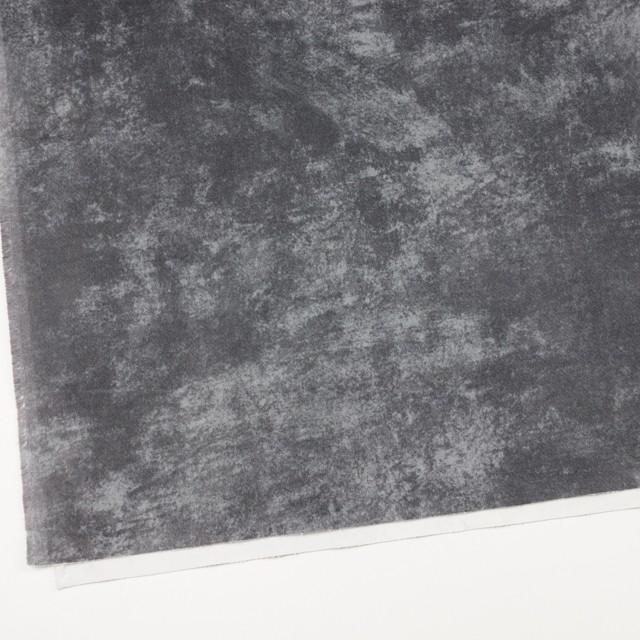 コットン&ポリウレタン×ミックス(チャコールグレー)×ベッチンストレッチ_全2色 イメージ2