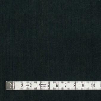コットン&ポリウレタン×無地(ダークグリーン)×ベッチンストレッチ サムネイル4