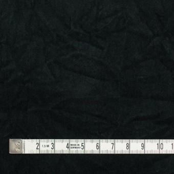 コットン&ポリウレタン×無地(ブラック)×ベッチンストレッチワッシャー サムネイル4