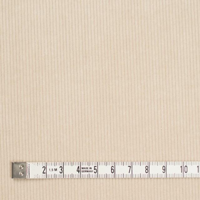 コットン×無地(キナリ)×細コーデュロイワッシャー_全4色 イメージ4