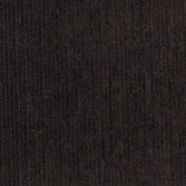コットン×無地(ビターチョコレート)×細コーデュロイワッシャー_全4色 イメージ1